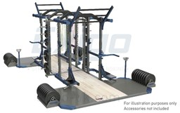 Bild für Kategorie Exigo OLYMPIC WEIGHT LIFTING RACKS& PLATTFORM